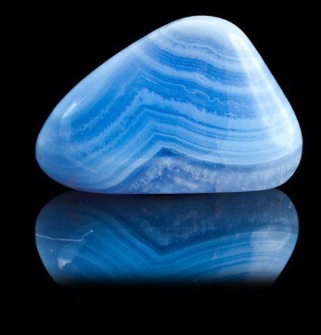 Blauer Achat
